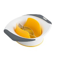 ZYLISS 3-in-1 Mango Slicer, Peeler and Pit Remover Tool