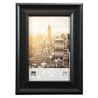 Kiera Grace Reagan Picture Frame (Set of 3), 4 by 6 Inch, Black