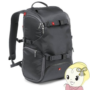 [予約]MB MA-TRV-GY マンフロット Advanced camera and laptop backpack Travel Grey for DSLR【smtb-k】【ky】...
