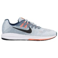 (取寄)ナイキ メンズ エア ズーム ストラクチャ 20 Nike Men's Air Zoom Structure 20 Pure Platinum Black Squadron Blue Tart