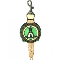 OJAGA DESIGN (オジャガデザイン) GOHEMP TIPI KEY CAP(丸型)Color:GREEN  Size:H8.5xW4.5xD1.5cmColor:GREEN  Size...