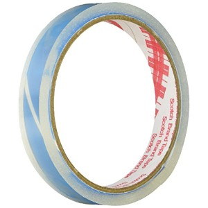 3M スコッチ はがせる両面テープ 超透明 薄手 15mm×4m SRS-15