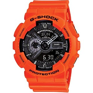 [カシオ]CASIO 腕時計 G-SHOCK Rescue Orange Series GA-110MR-4AJF メンズ