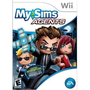 My Sims Agents-Nla