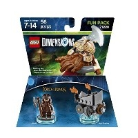 LEGO Dimensions Fun Pack Gimli The Lord of the Rings レゴ Dimensions ファンパックギムリ ロードオブザリング [並行輸入品]