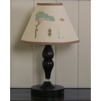 GEENNY Lamp Shade, Giraffe Family by GEENNY