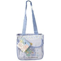 CARE BEARS BLUE COOLER BAG TOTE NEW BOYS DIAPER BAG INSULATED by Care Bears