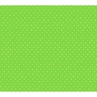 SheetWorld Fitted Pack N Play (Graco) Sheet - Primary Pindots Green Woven - Made In USA by...