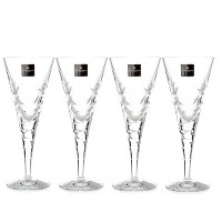 Royal Doulton Crystal Central Park Goblets Set(s) Of 4 by Waterford