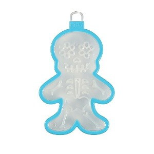 Sweet Creations Day of the Dead 3D Skeleton Cookie Cutter and Stamp by Sweet Creations