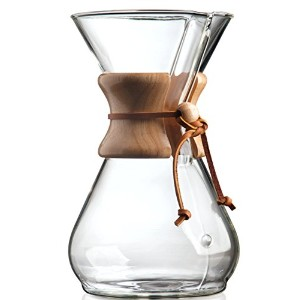 Chemex 8-Cup Classic Series Glass Coffeemaker by Chemex