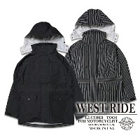 【WESTRIDE ウエストライド】ジャケット/15FW NEW STORM WEATHER JKT★送料・代引き手数料無料!REAL DEAL