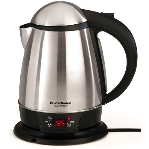 Chef's Choice 688 SmartKettle Cordless 1-3/4-Quart Electric Kettle [並行輸入品]