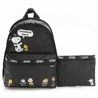 LeSportsac レスポートサック リュックサック 7812 BASIC BACKPACK G062 FRIEND PARADE [並行輸入商品]