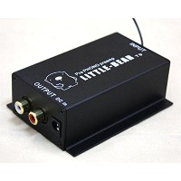 Nobsound® Little bear T9 Metal case Phono Turntable RIAA Preamp preamplifier Ver1.2