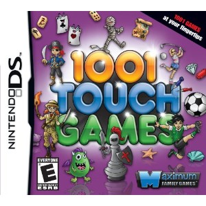 1001 Touch Games (輸入版)