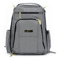 Ju-Ju-Be Legacy Collection Be Right Back Backpack Diaper Bag, The Queen of the Nile by Ju-Ju-Be