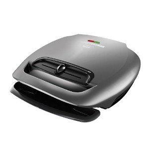 George Foreman ジョージフォアマン GR2081HM 5-Serving Classic Plate Grill with Variable Temperature グリル[並行輸入]