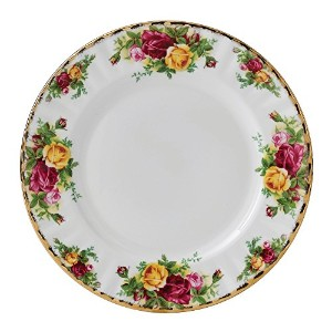 Royal Albert Old Country Roses Salad Plate by Royal Albert