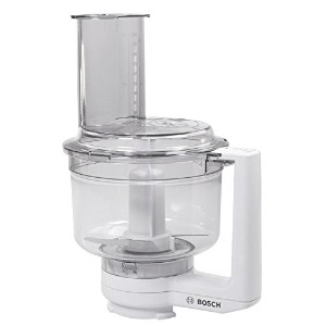 Bosch Universal Plus Food Processor Attachment for Universal Plus Mixer by BOSCH