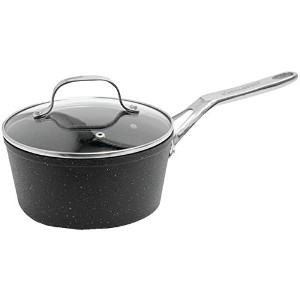 2 qt. Saucepan with Glass Lid by Starfrit