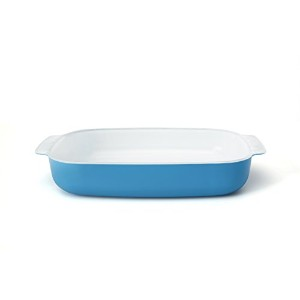 Creo SmartGlass Baking Dish, 3-Quart, Mediterranean Blue by Creo [並行輸入品]