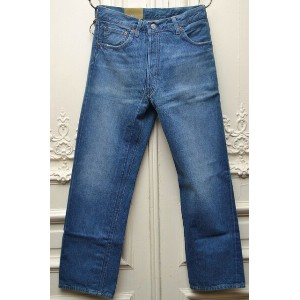 "LEVI'S VINTAGE CLOTHING リーバイスヴィンテージクロージング ""501 1955 "" THE 9TH STREET Col.indigo 26396-0000"
