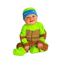 (Nickelodeon) Rubie s Costume Baby s Teenage Mutant Ninja Turtles Animated Series Baby Costume