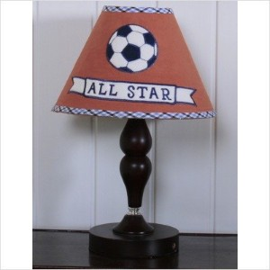 GEENNY Lamp Shade, Star Sports by GEENNY
