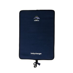 Konfidence Roll and Go Baby Changing Mat, Navy by Konfidence