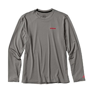 パタゴニア ( patagonia ) Men's RØ Long-Sleeved Sun Tee ( S )