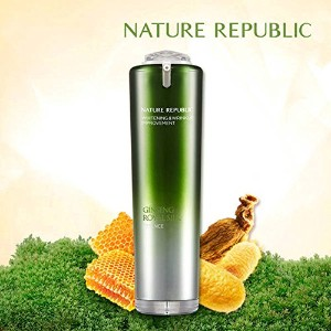 NATURE REPUBLIC/人参ロイヤルシルクウォーターリーエッセンスNature Republic、Ginseng Royal silk Watery Essence 40ml(海外直送品)