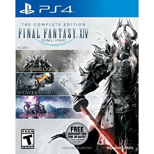 Final Fantasy XIV Online: Complete Edition (輸入版:北米)