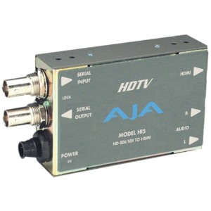 アスク AJAコンバーター HI5 HD/SD-SDI to HDMI Coverter HI5