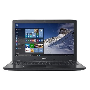 《英語版PC/English OS》 acer Aspire E5-575-54E8 15.6-inch Laptop (Intel Core i5-6200U/ 6 GB DDR4 / 1 TB...