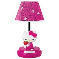Spectra Hello Kitty Table Lamp KT3095AM by Hello Kitty
