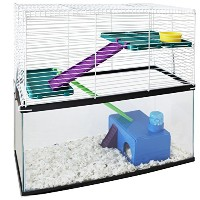 Super Pet My First Home Tank Topper For 10Gal Aquariums Hamsters Gerbils Mice