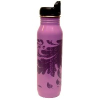 Gaiam Stainless Steel Water Bottles 水筒 750ml ピンク