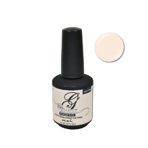 NSI Go Color Gel Polish - Barely There - 0.5oz / 15ml