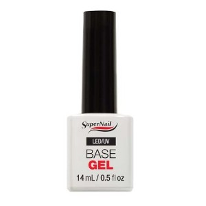 SuperNail Nail Treatments - Base Gel LED/UV - 0.5oz / 14ml
