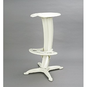 "[DULTON]ダルトン BAR STOOL ""LOTUS"" IVORY"