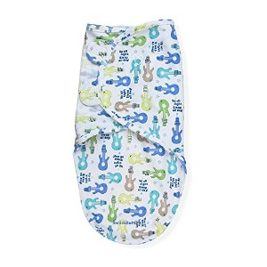 SwaddleMe Original Swaddle 1-PK, Guitar (SM)