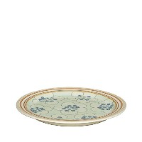 Denby Heritage Orchard Accent Salad Plate, Green by Denby