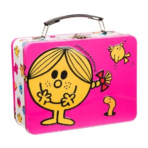 Lunch Box - Mr. Men Little Miss - Sunshine Tin Metal Case Gifts Toys 44070