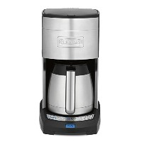 Cuisinart DCC-3750 Elite 10-Cup Thermal Coffeemaker, Stainless Steel [並行輸入品]