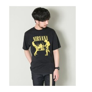 UR NIRVANA T-SHIRTS【アーバンリサーチ/URBAN RESEARCH Tシャツ・カットソー】
