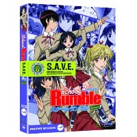 School Rumble: Second Semester Box Set S.A.V.E. (スクールランブル二学期 北米版) [DVD]