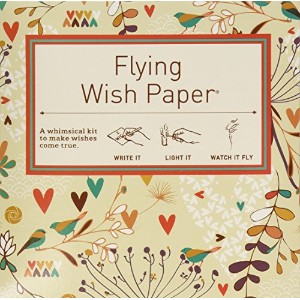 Flying Wish Paper Lovebirds, Small