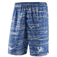 Kentucky Wildcats Nike Shield Performance Shorts メンズ Royal NCAA ナイキ バスパン カレッジ