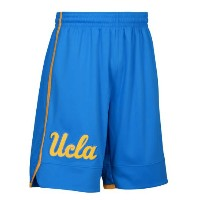 UCLA Bruins adidas 2017 March Madness Basketball Shorts メンズ Light Blue NCAA ナイキ バスパン カレッジ